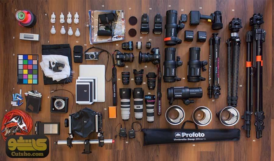 راهنمای خرید تجهیزات فیلمسازی و فیلمبرداری