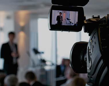 ساخت فیلم گزارش مراسم