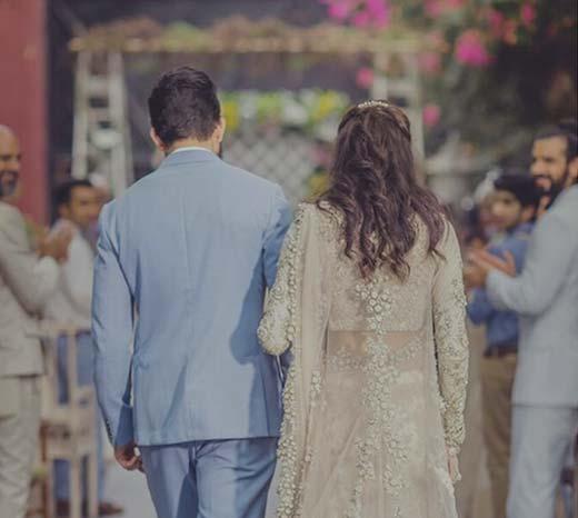 ساخت فیلم عروسی
