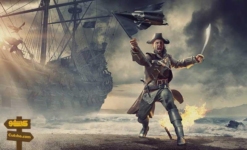 مشهورترین و معرفو ترین دزدان دریایی تاریخ   ناخدا جان راکام یا کالیکو جک   درباره استید بونت