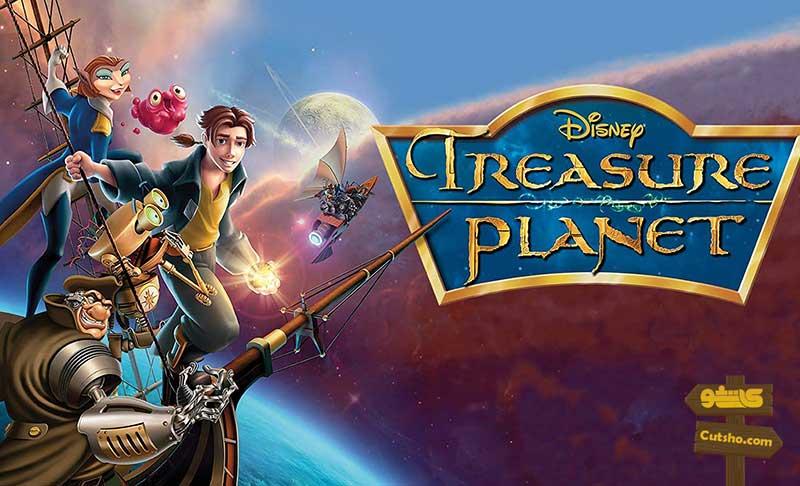 درباره انیمیشن سیاره گنج   بررسی فیلم treasure Planet