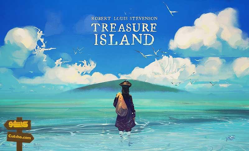 درباره رمان جزیره گنج   داستان کتاب treasure Island