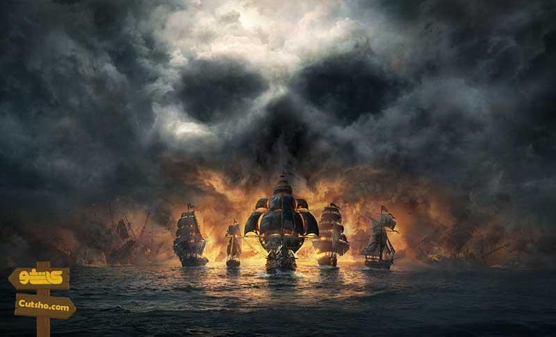 دوره طلایی دزدی دریایی   مقاله ای در رابطه با دزدان دریایی