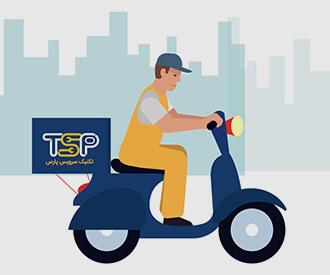 موشن گرافیک تبلیغاتی شرکت تکنیک سرویس پارس