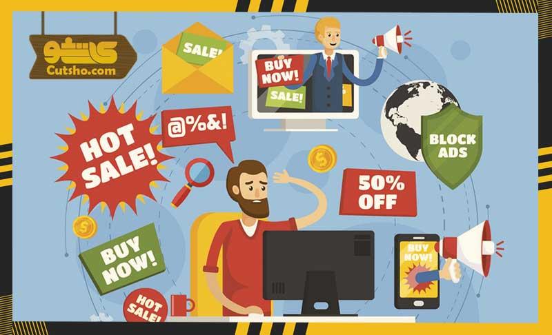 ایده های جدید تبلیغات در اینترنت   خلاقیت در تبلیغات آنلاین   نمونه تبلیغ جذاب اینترنتی