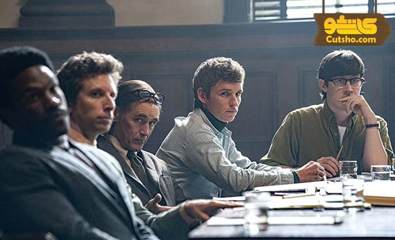 تحلیل و نقد فیلم The Trial of the Chicago 7   معرفی فیلم دادگاهی دادگاه شیکاگو هفت 2020