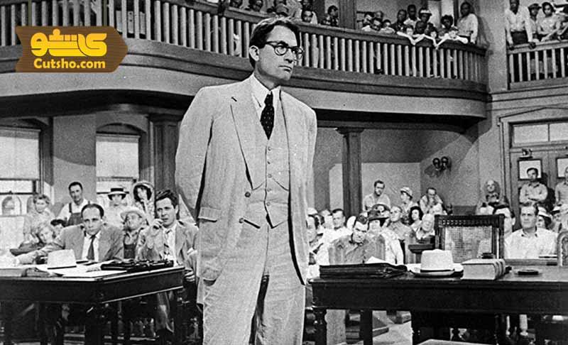 تحلیل و نقد فیلم To Kill a Mockingbird   معرفی فیلم دادگاهی کشتن مرغ مقلد 1962