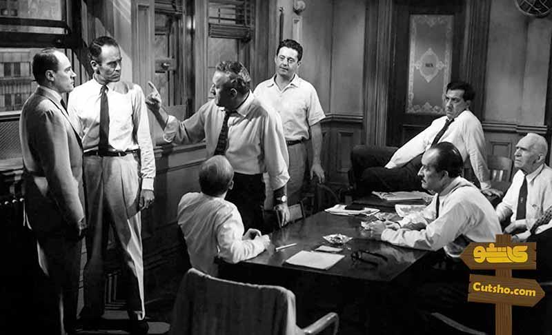 تحلیل و نقد فیلم 12 Angry Men   معرفی فیلم دادگاهی دوازده مرد خشمگین 1957