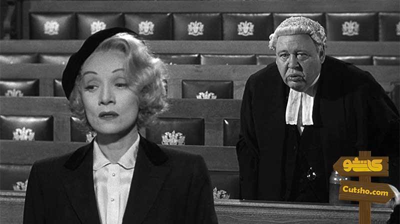 تحلیل و نقد فیلم Witness for the Prosecution   معرفی فیلم دادگاهی شاهدی برای تعقیب 1957