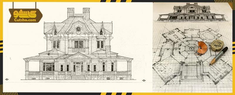 طراحی خانه ویکتوریایی در فیلم مادر آرنوفسکی | تحلیل فیلم سینمایی مادر! 2017