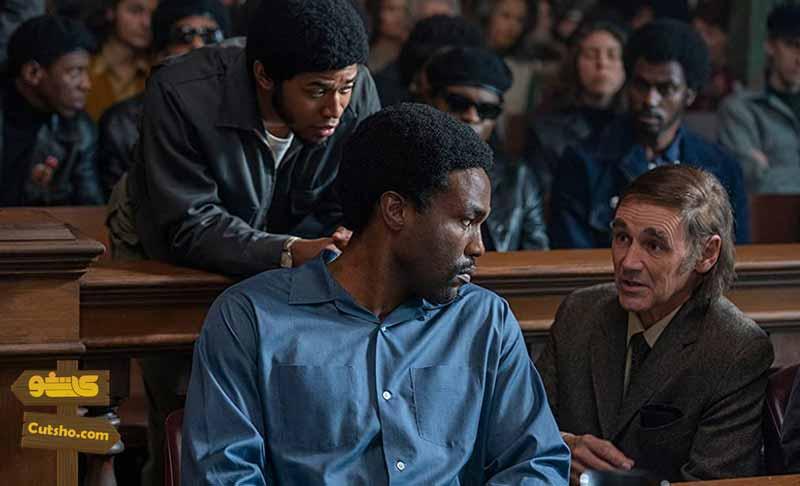نقد فیلم دادگاه شیکاگو هفت