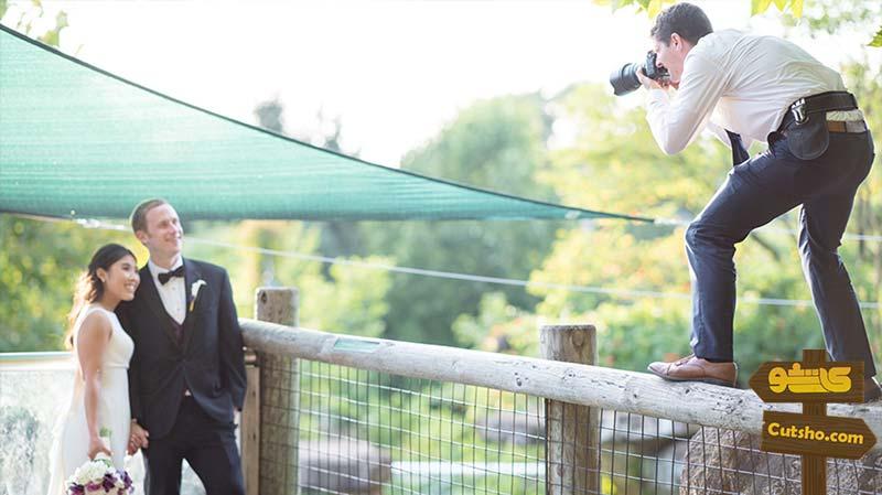 معرفی لوکیشن فیلمبرداری عروس داماد | بهترین مکان ها برای فیلم برداری عروس و داماد