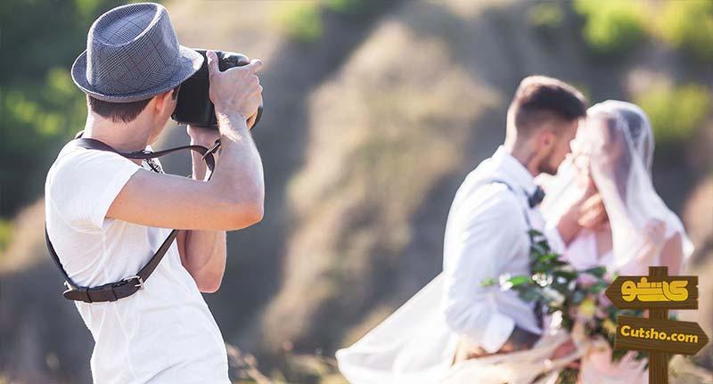 ایده و آموزش ژست های عروس و داماد برای فیلمبرداری عروسی