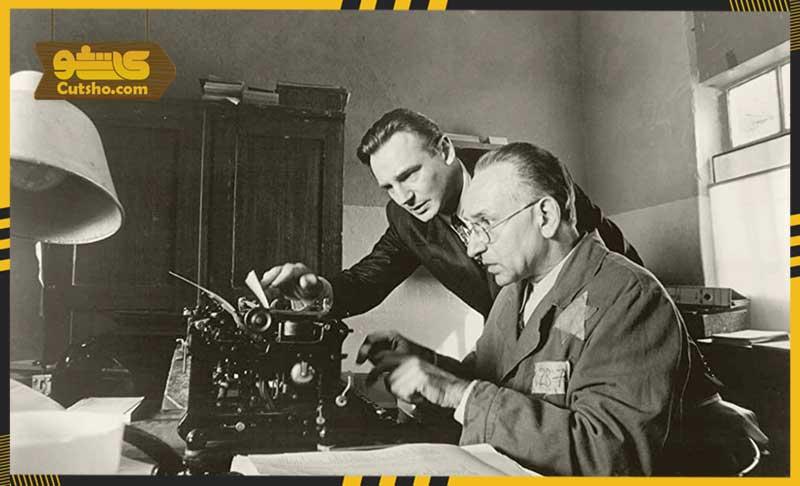 مقاله درباره فیلم Schindler's List فهرست شیندلر